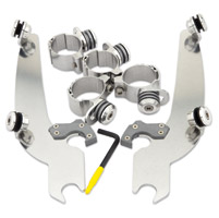 Memphis Shades Sportshield Trigger-Lock Mount Kit