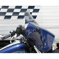WindVest 4″ Light Tint Windshield