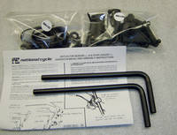 National Cycle Deflector Screen Replacement Hardware Kit