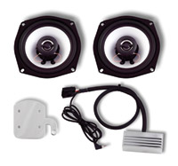 Cycle Sounds Full Fairing Speaker Upgrade Kit