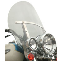 Klock Werks 20″ Tinted Billboard Windshield