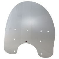 Klock Werks Clear Billboard Windshield for Road King