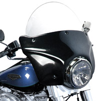 Arlen Ness Primered Windshield Skin for Road King