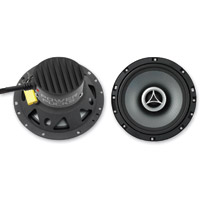 Cycle Sounds 6-1/2″ Coaxial Speakers with Power Pucks