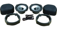 Hogtunes 7″ Woofer Speaker Kit