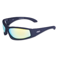 Global Vision Eyewear Triumphant G-Tech Black Sunglasses w/Yellow Lens