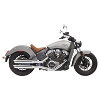 Bassani 3″ Chrome Slip-On Muffler