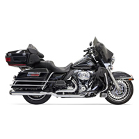 Bassani Chrome True Dual Down Under Exhaust System