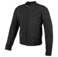 Speed and Strength Men's Back in Black Textile Jacket
