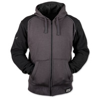 Speed and Strength Men's Cruise Missile Black/Charcoal Hoodie