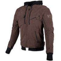 Speed and Strength Men's Off the Chain Brown Jacket