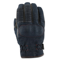 Speed and Strength Men's GridLock Indigo Denim Glove