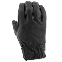 Speed and Strength Men's Off The Chain Black Leather Gloves