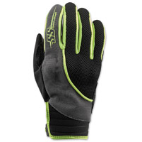 Speed and Strength Women's Comin' In Hot Gray/Hi-Viz Gloves
