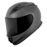 Speed and Strength SS4000 Carbon Speed Black Full Face Helmet