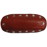 LaRosa Design 6″  Leather Shedron Heat Shield