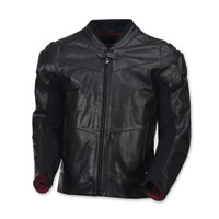 Roland Sands Design Men's Zuma Black Leather Jacket