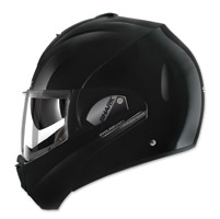 Shark Evoline 3 Uni Black Modular Helmet