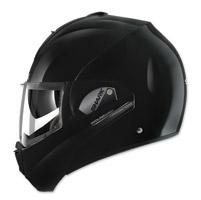 Shark Evoline 3 Uni Black Modular Helmet