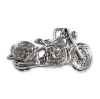 Hot Leathers Motorcycle Belt Buckle
