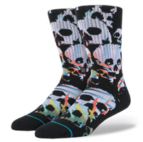 Stance Men's Ulito Black Crew Neck Socks