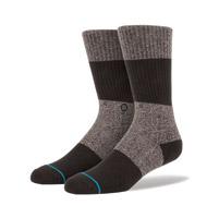 Stance Men's Spectrum Black Crew Neck Socks