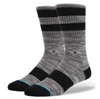 Stance Men's Smudge Gray Crew Neck Socks