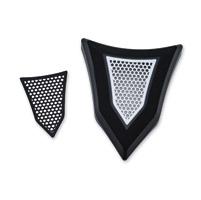 Kuryakyn Gloss Black Krusader Horn Cover