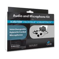 Cardo Audio Kit for PalkTalk Bluetooth Communication System