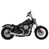 Vance & Hines Upsweep 2 into 1 Exhaust Chrome
