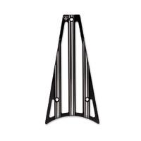 Arlen Ness Black Frame Grill