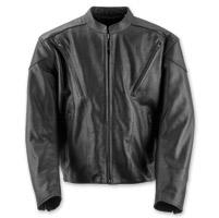 Black Brand Men's Killer Black Leather Jacket