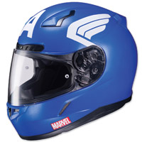 HJC CL-17 Marvel Captain America Full Face Helmet