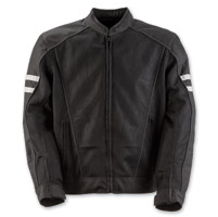 Black Brand Men's Venturi Black Mesh Jacket