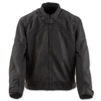 Black Brand Men's Flow Black Mesh Jacket