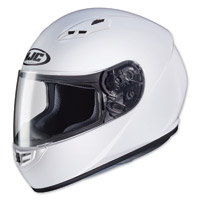 HJC CS-R3 White Full Face Helmet