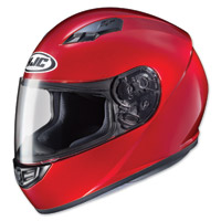 HJC CS-R3 Candy Red Full Face Helmet