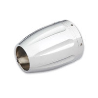 Arlen Ness Deep Cut Chrome Muffler Tip