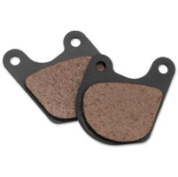 Motorcycle Parts Brand Organic Brake Pads
