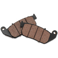 zzzMotorcycle Parts Brand Organic Brake Pads
