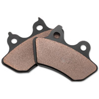 Motorcycle Parts Brand Sintered Brake Pads