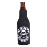 Hot Leathers 2nd Amendment Bottle Koozie