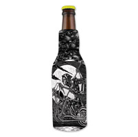 Hot Leathers Scroll Bottle Koozie