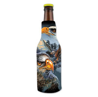 Hot Leathers Majestic Bottle Koozie