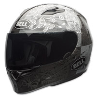 Bell LE Qualifier Airtrix Day Of The Dead Full Face Helmet