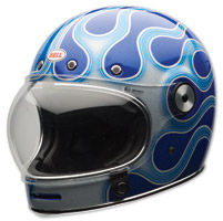 Bell LE Bullitt Chemical Candy Blue Full Face Helmet