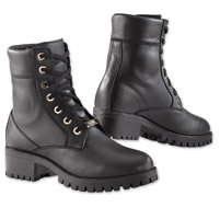 TCX Lady Smoke Waterproof Black Boots