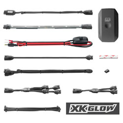 XK Chrome LED Advanced Kit