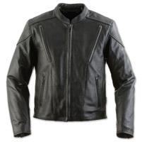 Black Brand Women's Delilah Black Leather Jacket