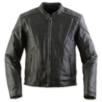 Black Brand Women's Delilah Black Leather Jacket